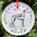 DogKatcher Personalized Ornament