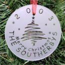 Tree Ornament Personalized